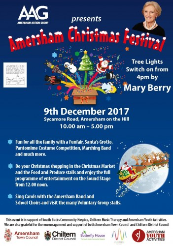 Amersham Christmas Festival 2017 MB