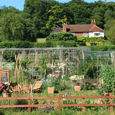 rectory way allotment old amersham