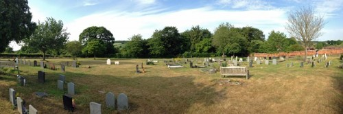The Platt Cemetery, Old Amersham