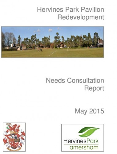 Link to Hervines Park Consultation Report