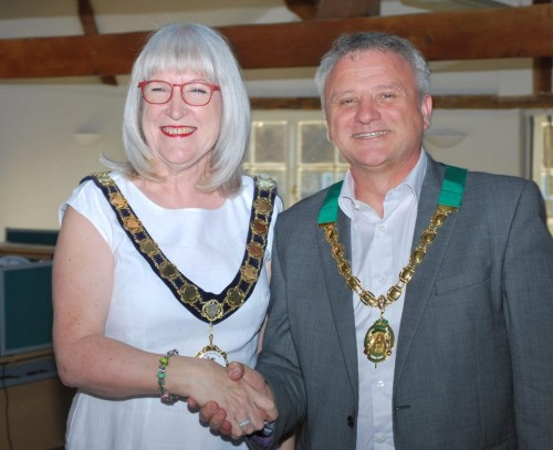 Mayor & Deputy Mayor 2018-2019