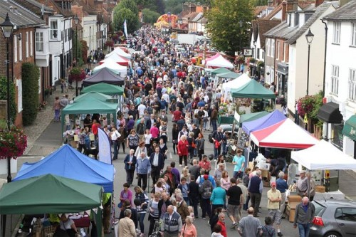 high street old amersham heritage day 2015