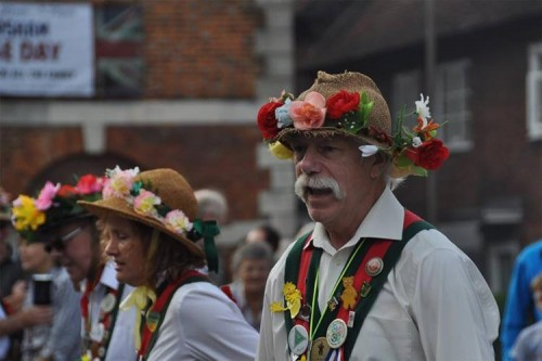 morris dancers amersham heritage day 2015