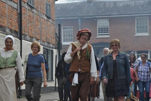 town walk amersham heritage day 2015