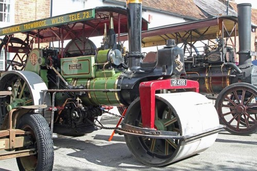 steam engines amersham heritage day 2015