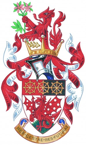 Amersham Town Council High Res Crest